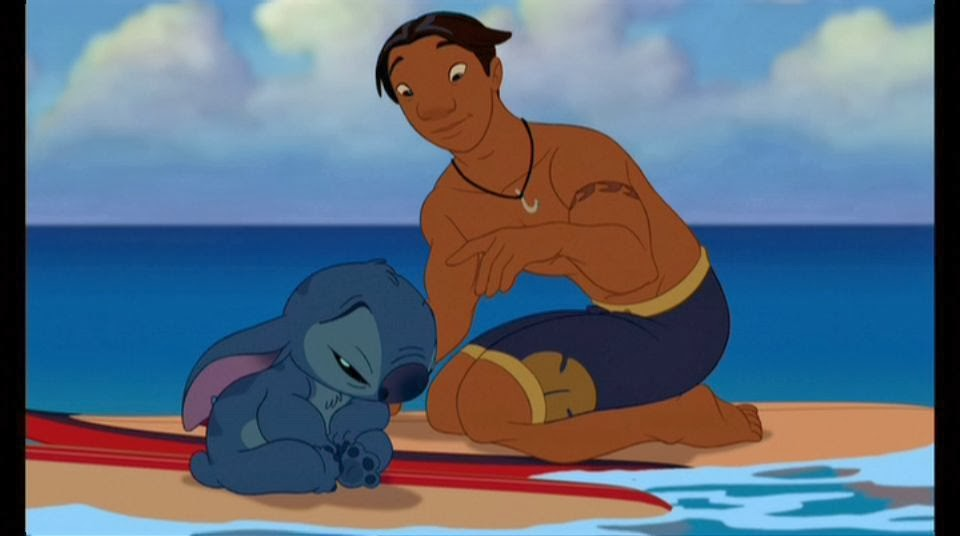 Kiss My Wonder Woman Think of the Children Tuesday Lilo and Stitch