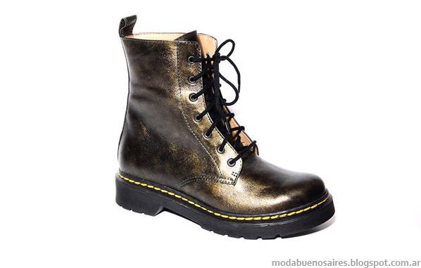 Zapatos Micheluzzi otoño invierno 2014