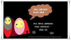 Jom Join Give Away Aimi!