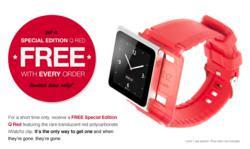 Special Edition iPod nano Watch Strap