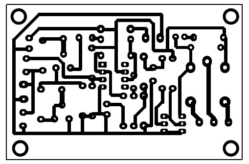 final year project  pcb layout for metal sensor