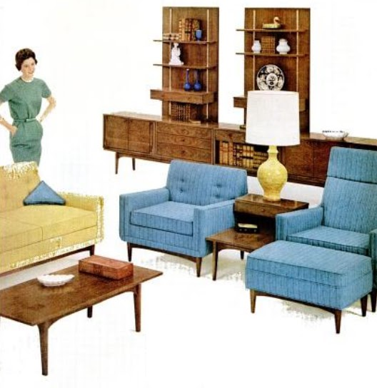 My Pretty Baby Cried She Was a Bird Kroehler Furniture Co