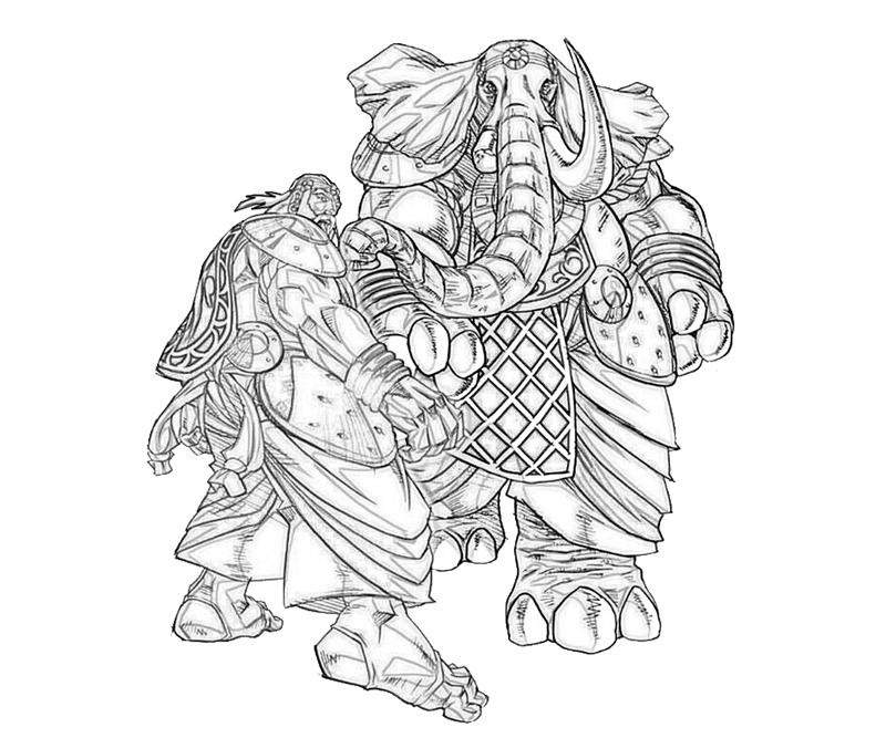 printable-ganesha-character_coloring-pages-1