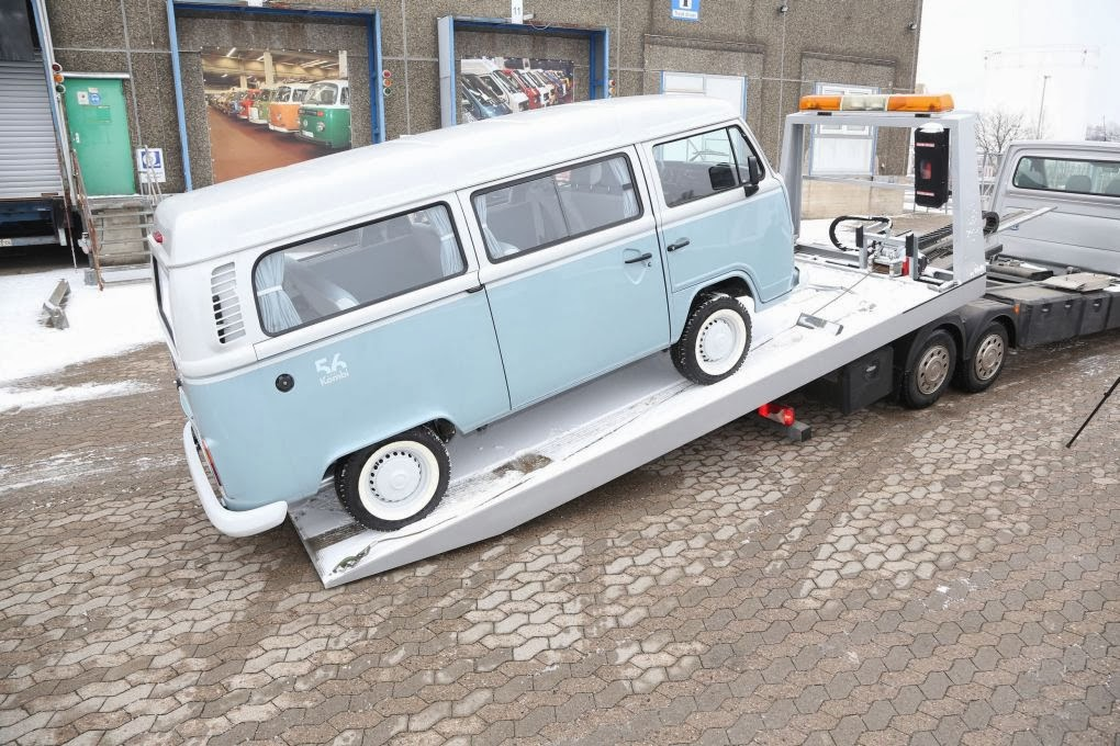 Vw Kombi Last Edition Goes To Hannover Vw Bus
