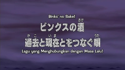 One Piece Episode 380 Subtitle Indonesia