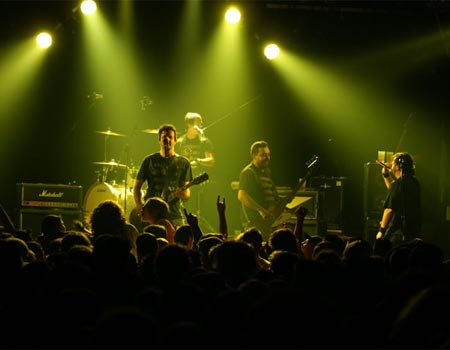 Molotov en concierto