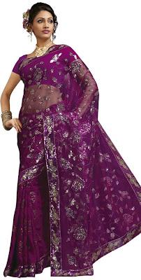 Wedding Dresses Sari