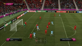 Screenshot Euro 2012