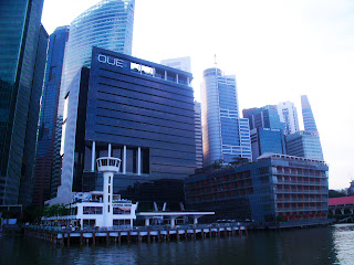 OUE Bayfront singapore