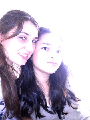 Lo más bonito ? ELLA . Mi mejor amiga , mi hermana , mi vida entera ♥ .