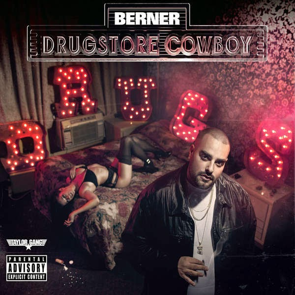 Berner - Drugstore Cowboy (Deluxe Edition) Cover