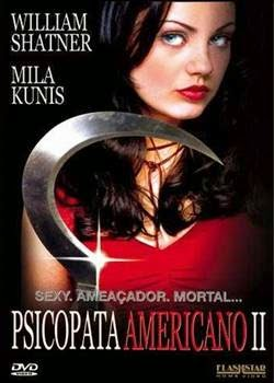 Baixar Psicopata Americano 2 RMVB + AVI Dublado DVDRip Torrent