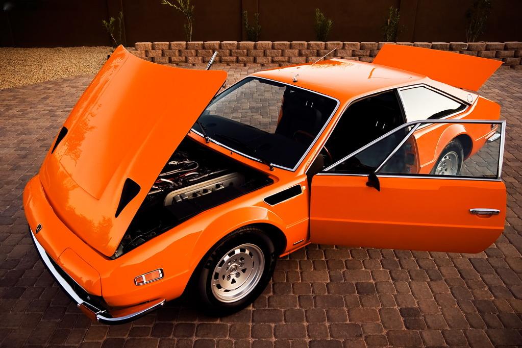 1973 Lamborghini Jarama Gts Auto Magazine