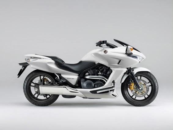 Honda DN-01 Bikes Images