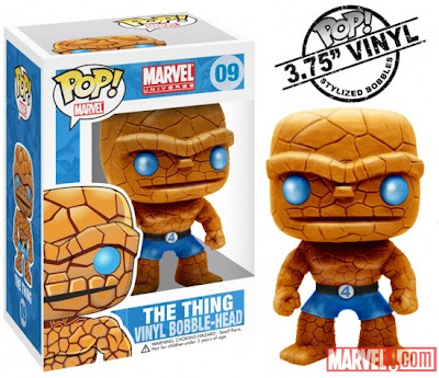 The Thing Funko Marvel Bobble-Head