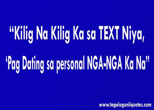 tagalog love quotes really sad quotesgram