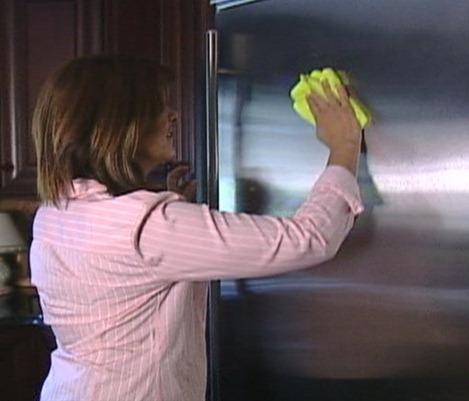 Dise a tu cocina como limpiar el acero inoxidable - Como limpiar acero inoxidable ...