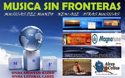 "PROGRAMA:""MUSICA SIN FRONTERAS"""