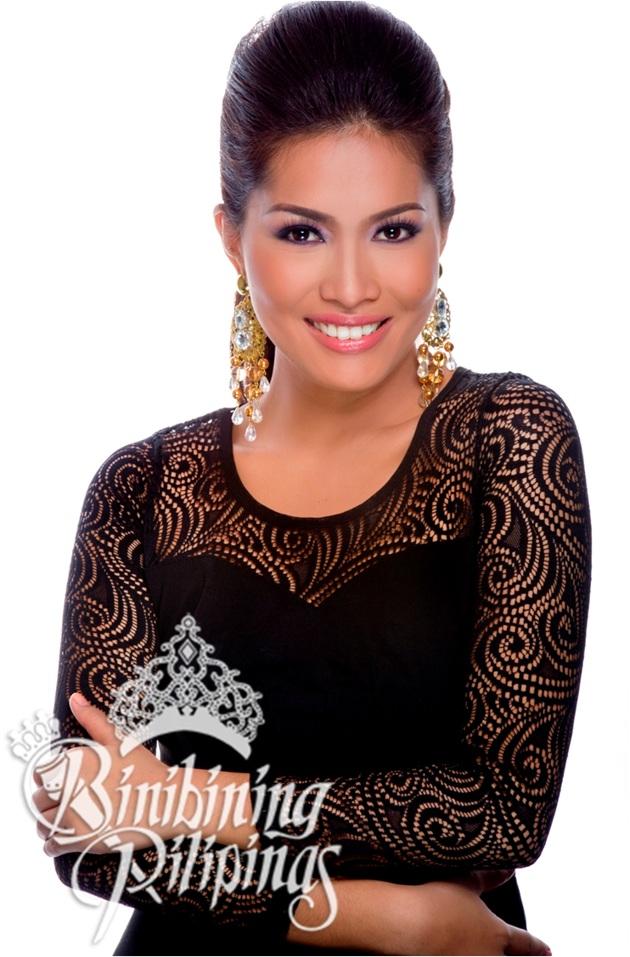 Bb. Pilipinas 2013 Candidate No. 49 : Miss Herlie Kim Artugue