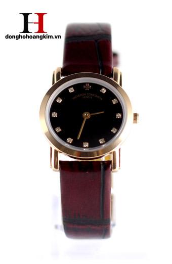 đồng hồ nữ dây da Vacheron VN02