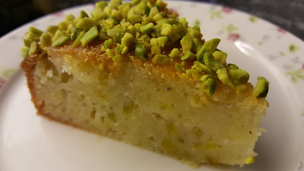 Eat Culture Zitronen Pistazien Joghurt Kuchen Lemon And Pistachio