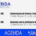 Javier Corral estará en Mérida este sábado
