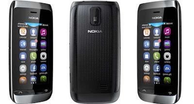Nokia Asha 345