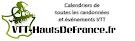 Le site de VTT Hauts de France