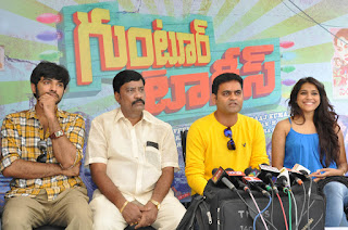 tur Talkies movie launch press meet 011