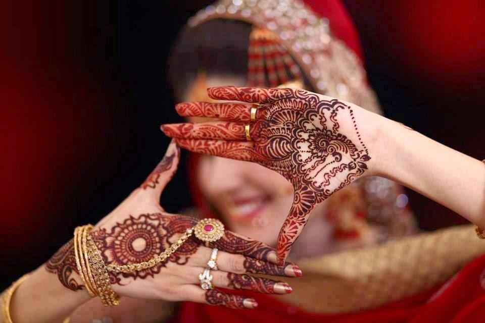Dulhan Mehndi Design Book : Designs of mehndi for eid on foot simple dresses hands