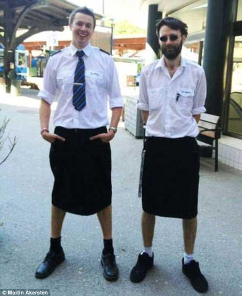 Sens du client le blog des professionnels du marketing - Tenue vestimentaire homme ...