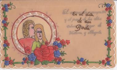 diseño de matrimonio