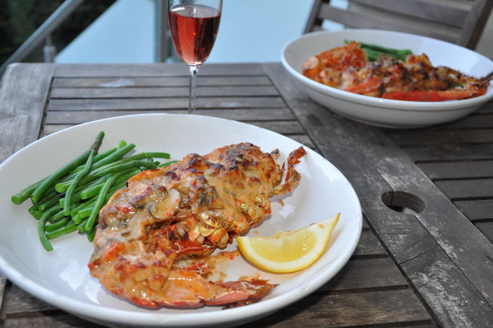 Madame Fabuleuse: Lobster Thermidor