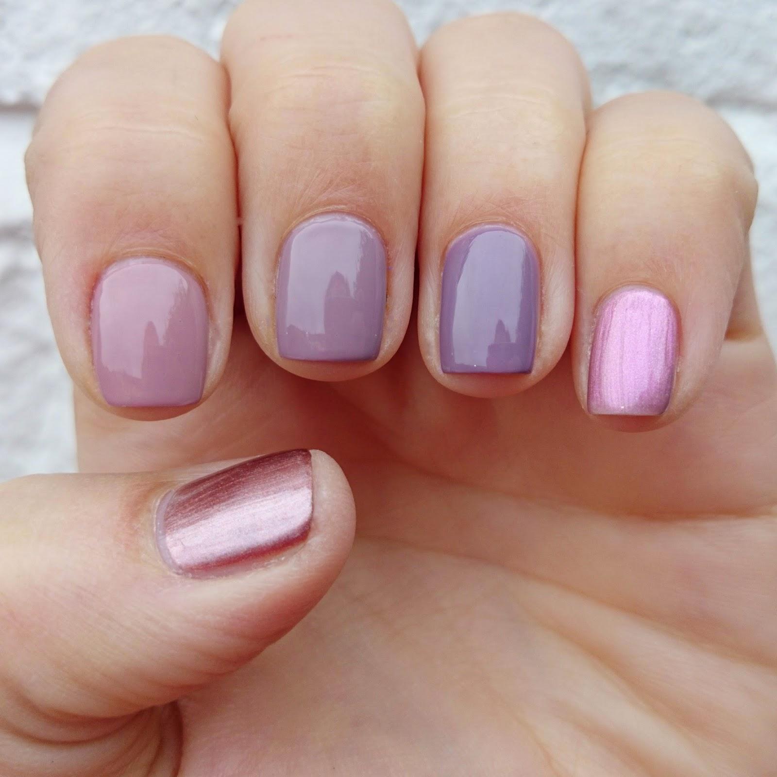 Dahlia Nails: Nail Geek - Sophisticats