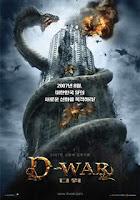 Download Baixar Filme D War: Guerra dos Dragões   Dublado