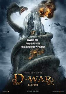 D-War – Guerra dos Dragões – Dublado