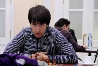 Echecs à Moscou : Teimour Radjabov (2784) - Photo © ChessBase