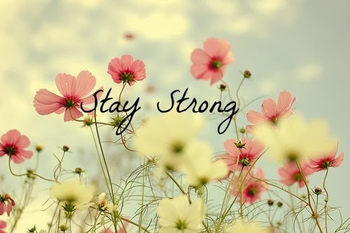 stay strong (: