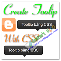 Tạo Tooltip bằng CSS3