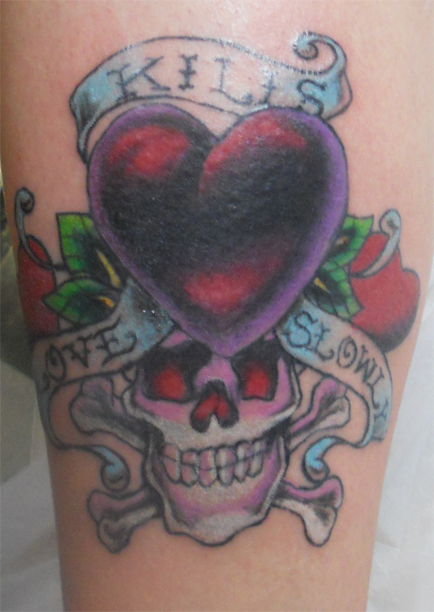 The incredible edible ed sister in law tattoo cover up for Sister in law tattoos
