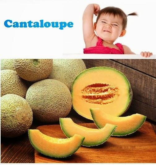 Baby Cantaloupe