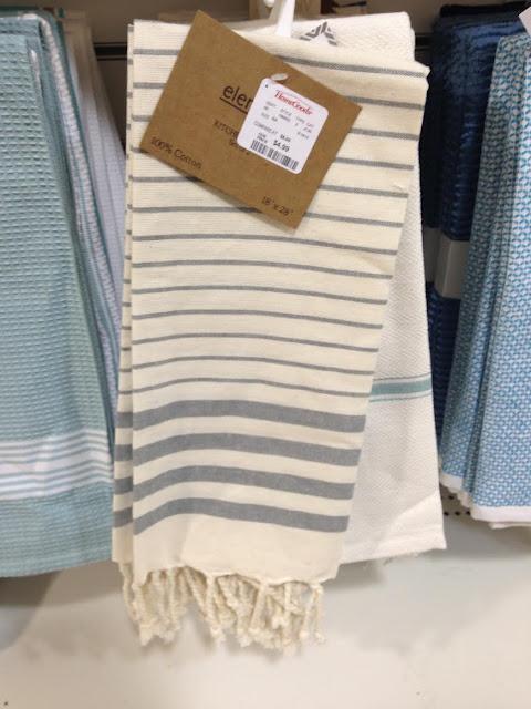{Let's Go Shopping} HomeGoods Tea Towels