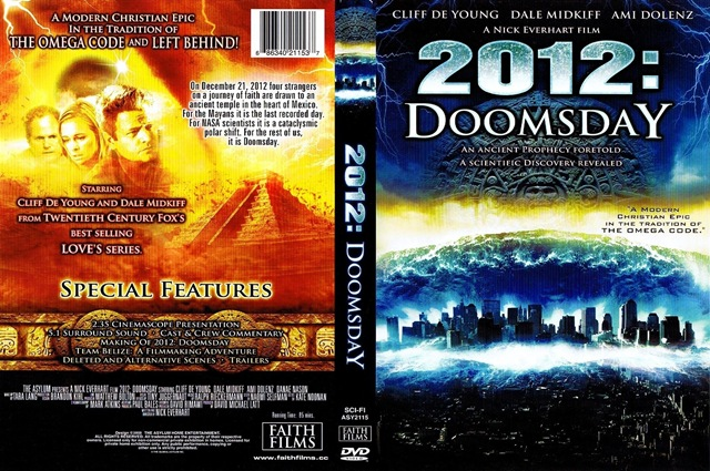 2012 doomsday prophecies The mayan prophecy is a common topic of discussion nowadays  question: what is your opinion about the 2012 doomsday prophecies.