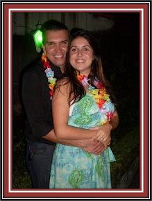 Ex- Alunos: Eduardo e Tatiane