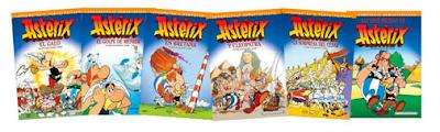Colección DVDs Astérix y Obélix - La Gaceta de Salamanca