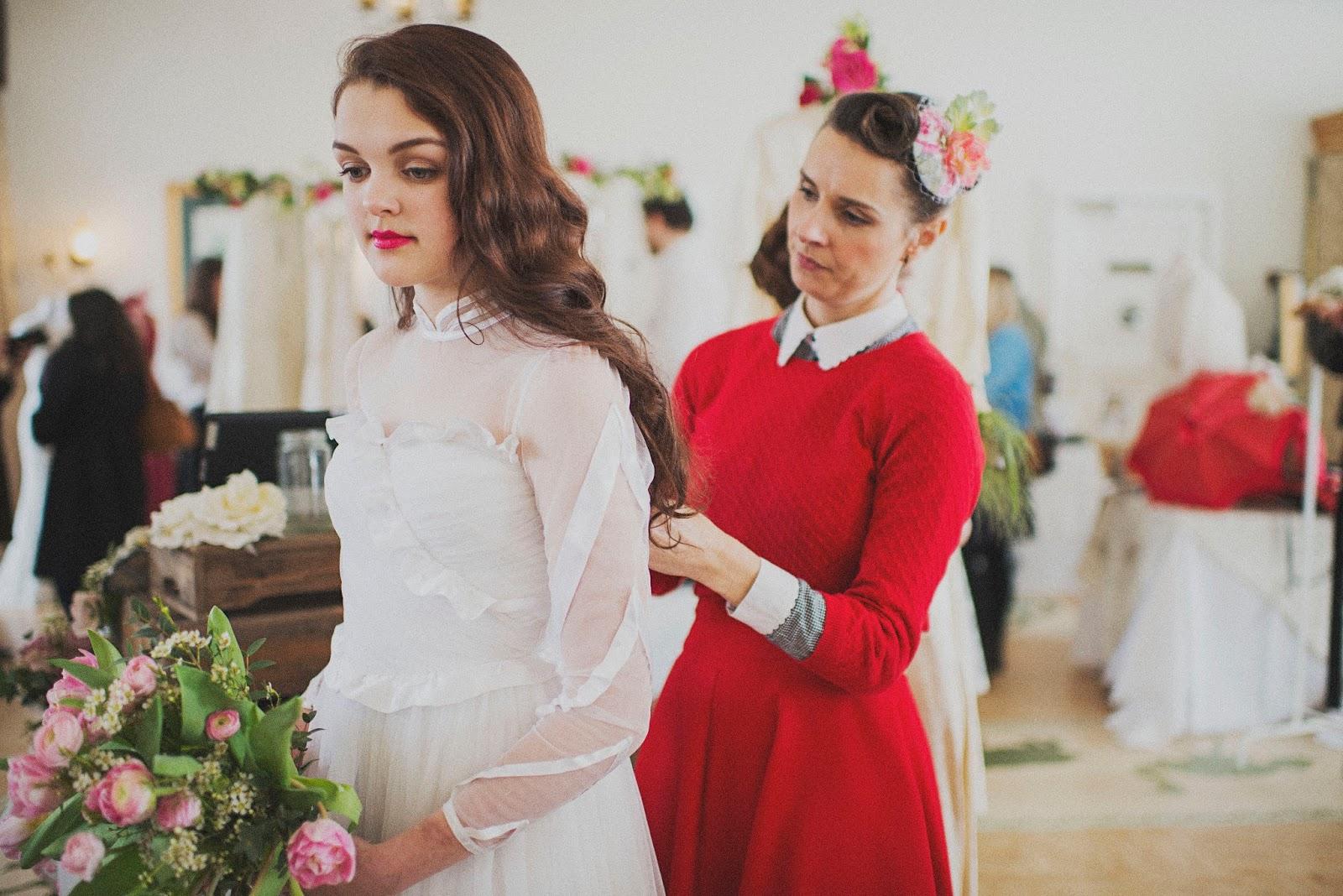 Bristol Vintage Wedding Fair FINAL PHOTOS FROM THIS YEARS FAIR