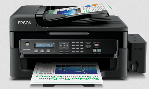 Free Download Driver Epson L550