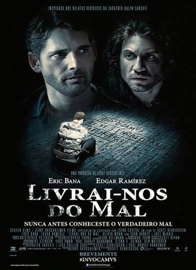 Download Livrai-nos do Mal AVI + RMVB Dublado Torrent