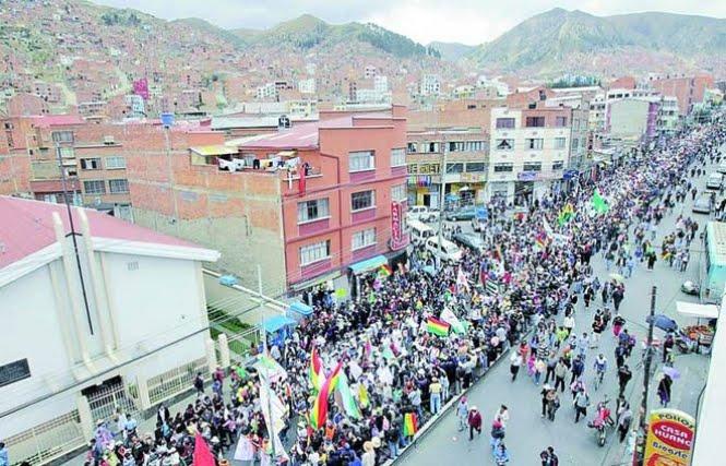 Tipnis Bolivia