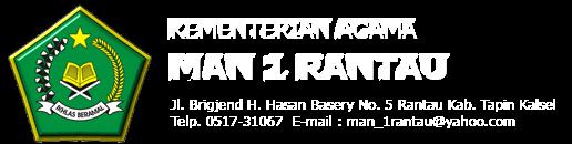Madrasah Aliyah Negeri (MAN) 1 Rantau